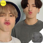 New JUNGKOOK MARKM Sweatshirt Pullover Kpop Idol Fashion Stage Outfit