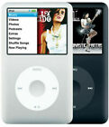 New Apple iPod classic 5th  6th  7th   30gb  60gb  80gb  120gb  160gb