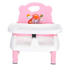 Baby Booster High Chair Portable Feeding Dining Tray Table Infant Above Seat