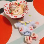 Hand-made Oh Se Hun XiaoZhan Doll Clothes Suit Outfit Strawberry Props Hat N