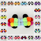 Women Faux Fur Slides House Slippers Furry Indoor Soft Flat Comfort Female Shoes