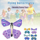 Magic Flying Butterfly Prank Greeting Xmas Wedding Anniversary Gift Flutter Card