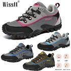 Men's Hiking Shoes Camping Trekking Shoes Breathable Outdoors Non-Slip Sneakers