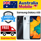 """Samsung Galaxy A30 Sm-a305 16mp 6.4"""" Black&white&red Unlocked Android Smartphone"""