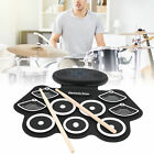 Professional Electronic Drum Set with Sustain Pedal 2 Loudspeakers 3W 100  240V