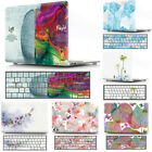 Pattern Protective Case Shell Keyboard Cover for MacBook Air Pro 11 13 15