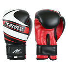 Playwell MMA Childrens Boxing Gloves Junior Kids Sparring Punch Kick
