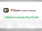 For XYplorer File Manager Lifecycle License Key - Email