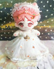 Original Hand Made 20cm Doll Clothes Outfits Daisy White Dress Outfits Cosplay
