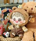 Hand Made 20cm Doll Clothing Clothes Outfits Bear Cookies Suit Cosplay Props
