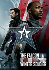 The Falcon and the Winter Soldier (2021) Collectible on BD NEW Marvel Disney +