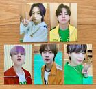 BTS BUTTER Weverse Cardigan Official Photocards Select