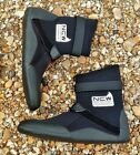 4mm thermal lined wetsuit surf boot - all seasons/sizes