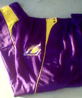 Los Angeles Lakers Basketball Pants TALL 3XLT 3XL +4 +8 Purple