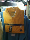 NWT Universal Brand Children's Long Sleeve Polo School Shirt GOLD