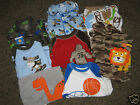 NWT Carters microfleece sleepers pajamas U Pick! 18 mos  2T  3T Free ship!