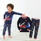 "NWT Baby & Toddler Kid's Boy Sleepwear Pajama Set "" Fire Truck """