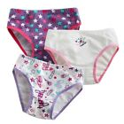 "NEW Baby & Toddler's Girl 3 pack of Underwear Briefs Pantie Set ""Make Up Set"""