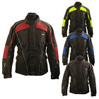 Buffalo Proton CE Armour Waterproof Winter Thermal Motorcycle Motorbike Jacket