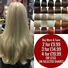 "24"" ONE PIECE CLIP IN HAIR EXTENSION OR CLIP IN FRINGE OR CLIP IN HIGHLIGHT SETS"