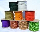 Kyпить Wholesale 550 Paracord nylon 7 strand core 100ft 50ft 1000 ft spool Type III mil на еВаy.соm