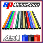 """30Mm 1 3/16"""" Silicone 1 Metre Hose - Silicon Rubber Coolant Radiator Pipe Water"""