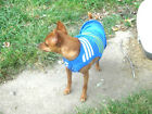 MALE DOG DIAPER SHIRT--Use alone or with Belly Band--THIS SHIRT STAYS ON!!!