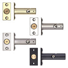 Zoo Security Door Rack Bolt 61mm Mortice Locking Dead Lock Star Key Type
