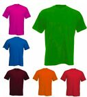Mens Classic Round Crew Neck T Shirts Size XS to 4XL SPORTS WORK CASUAL LEISURE