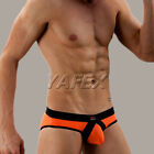 Adult Jockstrap Sexy Men's Underwear Backless Thong G-string IN 6Colors