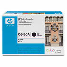 Genuine HP Q6460A Black Laser Toner Cartridge for Printers