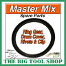 More images of MASTERMIX MIXER RING GEAR,MC130 C / W FIXING RIVETS+CLIP MASTER MIX MC130