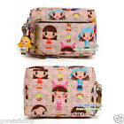 Women's Cosmetic Handbag Cosmetic Case Makeup Bag, Many Colors Available