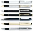 Cross Townsend Selectip Rolling Rollerball Pen. 7 Finishes. FREE Engraving