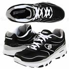 Womens SKECHERS 11993 BKW Black-White Grand Slam Sneakers Shoes Authentic NEW