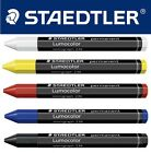 Staedtler Lumocolor Permanent Omnigraph Dry Marker Crayon SINGLES OR PACKS OF 12