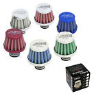 Oil Mini Breather Air Filter - Fuel Crankcase Engine Car Bike - Select Size