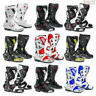 Sidi Vortice Leather Sports Motorbike Motorcycle Touring & Urban Boots Cruiser