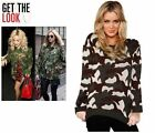LADIES PLUS SIZE 8-14 CAMOUFLAGE ARMY KNITTED JUMPER COMBAT SWEATER TOP CARDIGAN