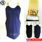 LADIES WOMEN GOLD STRAP DRESS SPIKE STUD PARTY EVENING GOING OUT SEXY TOP CASUAL