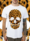 skull colourful T-Shirt, Mcqueen great print for fashion alexander, quality tee