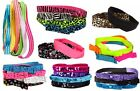 NWT Justice Girls Headband Head Wrap Hair Accessories Set NEW Neon Zebra & More