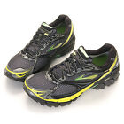 BN Brooks Men's GHOST GTX Running Shoes D Width Gore Tex Black(1101031D717)+Gift