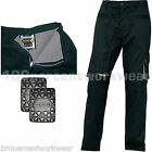 Delta Plus Panoply M2PAW Warm Lined Work Trouser Cargo Pants Black + FREE PADS