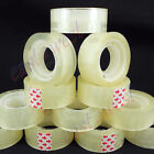 "Transparent Crystal Clear Tape 3/4""x1000"" 3, 6, 12, 18, 36, 72,100, 200, 300 NEW"