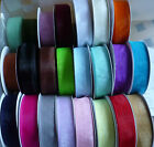 Sheer Organza Ribbon 5 metre x 23mm - Wedding Favours/Bomboniere/Cards/Cakes