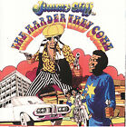 JIMMY CLIFF THE HARDER THEY COME T SHIRT REGGAE CLASH MAYTALS MELODIANS SLICKERS