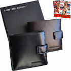 Brand New Authentic Australian Designer Leather Men's Wallet RRP AUD$80.00