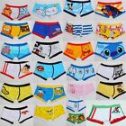 1PC Cartoon Boxer Brief Boxers Pants Shorts Man Mens Underwear Cotton Size L XL
