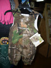 "NEW REALTREE HARDWOODS GREEN OR APG LONG BUBBLE JUMPER ""PAPA'S LITTLE DEER"""